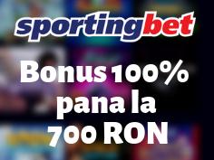100% pana la 700 RON