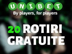 20 Rotiri Gratuite