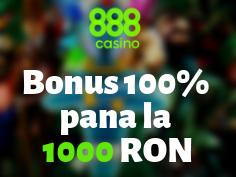 100% pana la 1000 RON