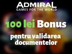 100 lei Bonus