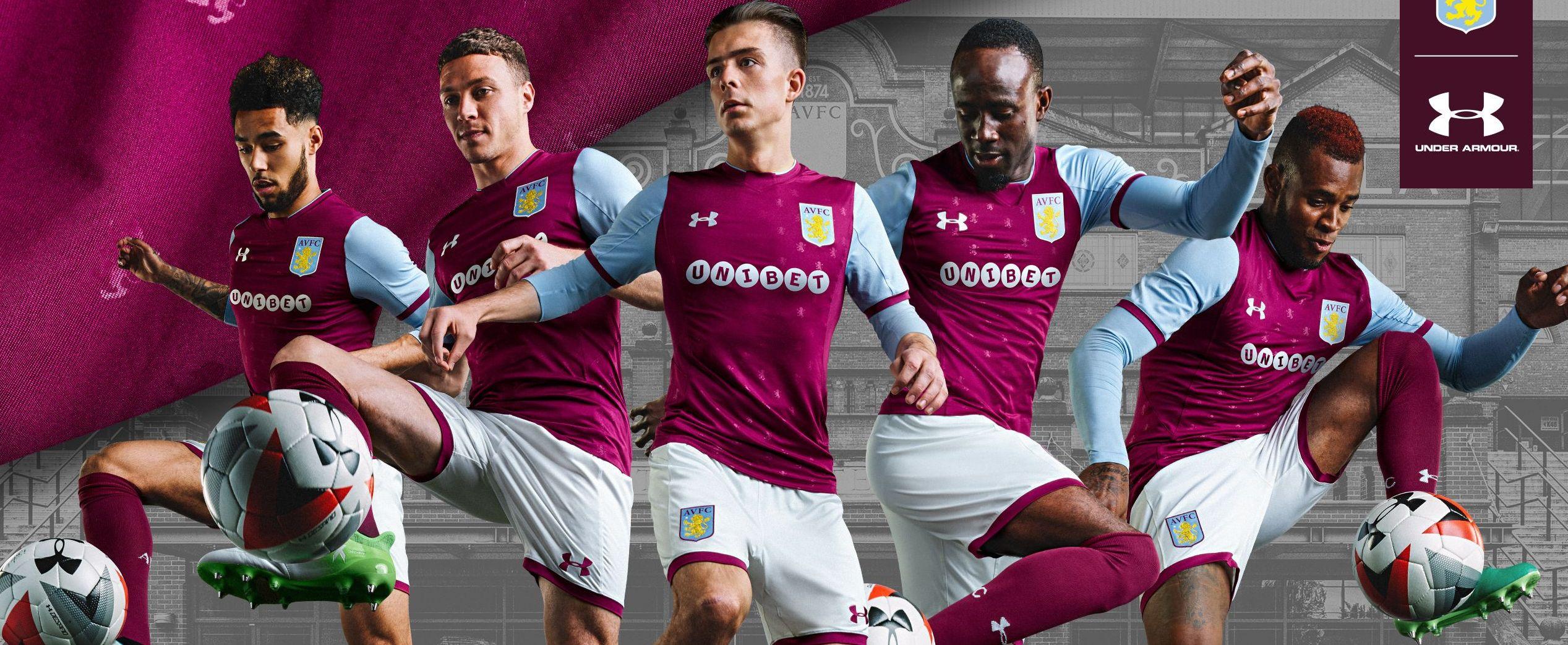 Unibet devine sponsor principal al Aston Villa