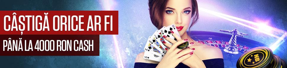 Castiguri garantate in cazinoul live NetBet!