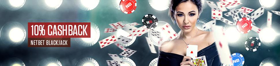 NetBet isi sprijina jucatorii de blackjack