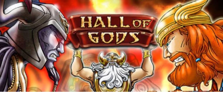 Jackpot de aproape 7 milioane de euro la Hall of Gods