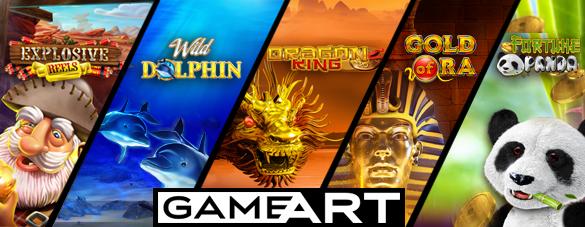 GameArt intra pe piata din Romania