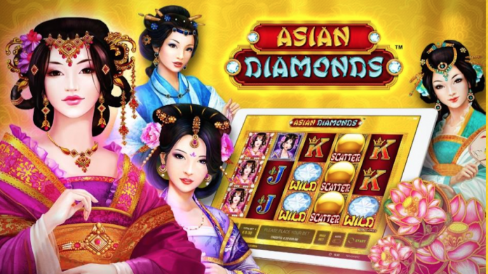Asian Diamonds – Nou slot Admiral
