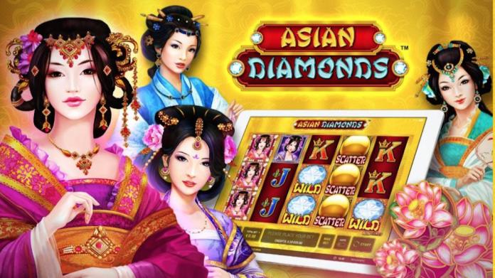 Asian Diamonds – Nou slot Admiral