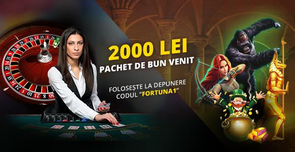 Live Casino de la eFortuna
