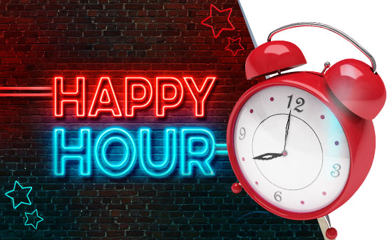 Vineri e Happy Hour la NetBet – 50% bonus la orice depunere