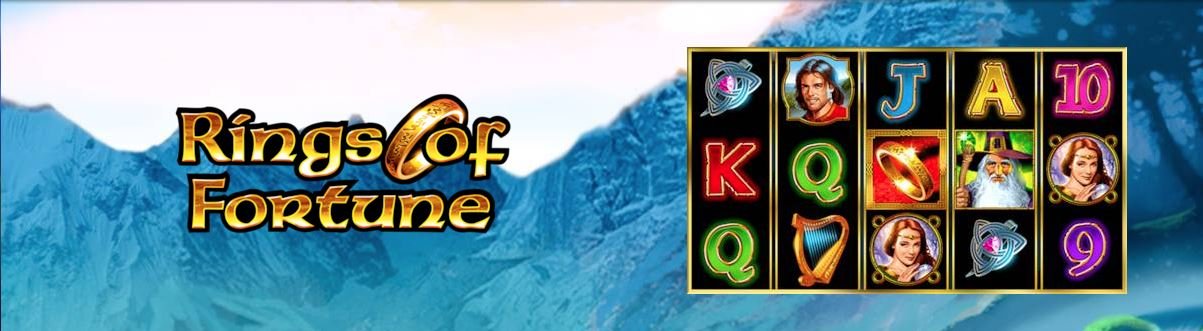 Porneste intr-o aventura epica cu Rings of Fortune