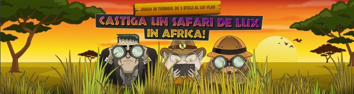 Safari de lux in Africa de la Vlad Cazino
