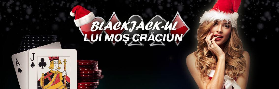 Blackjackul de sarbatori de la Winmasters