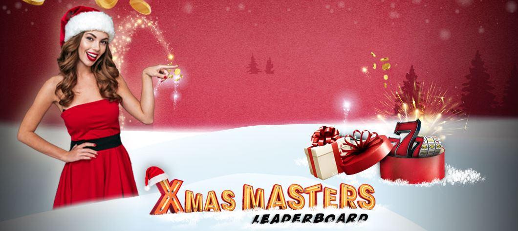 Oferta de Craciun la cazino – 50.000 RON la sloturi pe Winmasters