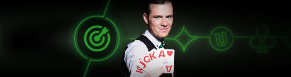 Provocarea Blackjack de 17.500 RON de la Unibet