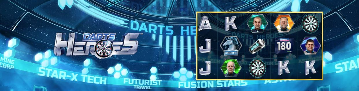 Darts Heroes – Cel mai nou slot de la Admiral Casino