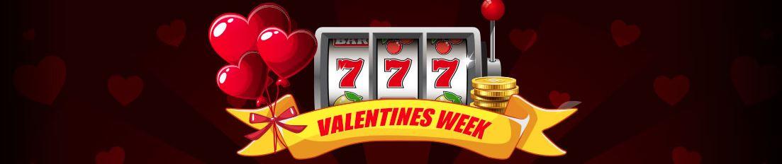 Rotiri gratuite zilnic de Valentine's Day de la Winmasters
