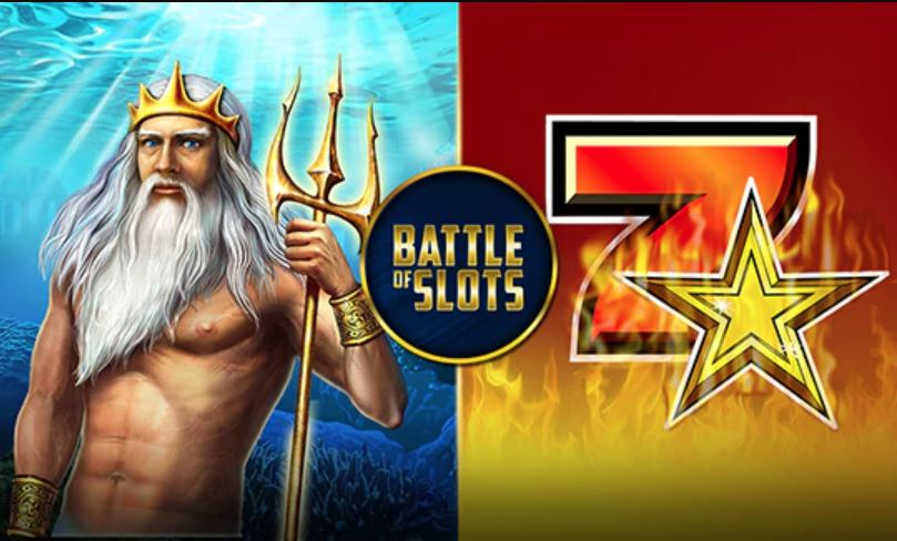 Batalia sloturilor la Admiral Casino – Castiga 50 rotiri gratuite!