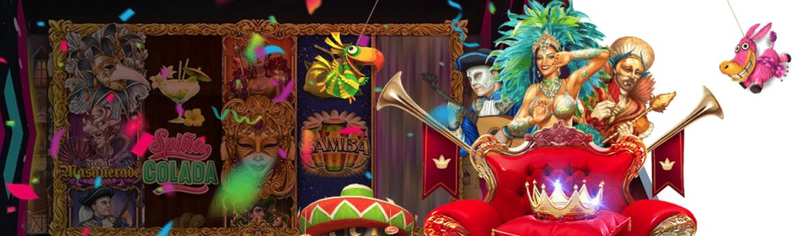 Carnaval cu super premii de la NetBet