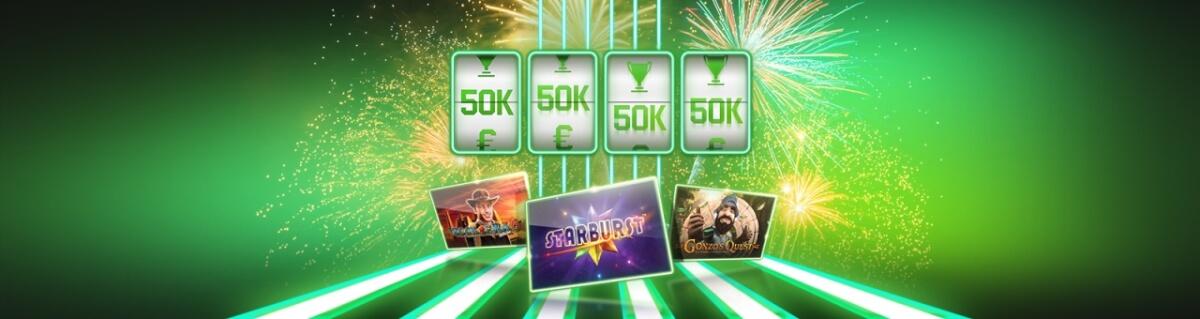 Turneu Lucky Spin de 1.000.000 RON la Unibet