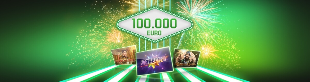 Extragere cu premii de 500.000 RON de la Unibet Casino