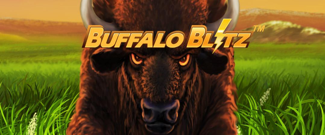 Castiga zilnic 20 rotiri gratuite la Buffalo Blitz de la Betano