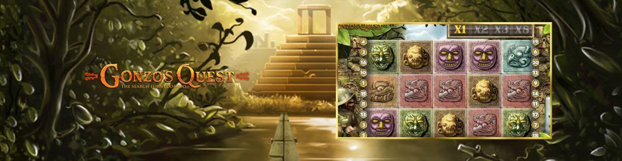 Obtine castiguri in aur la cel mai nou slot Admiral – Gonzo's Quest