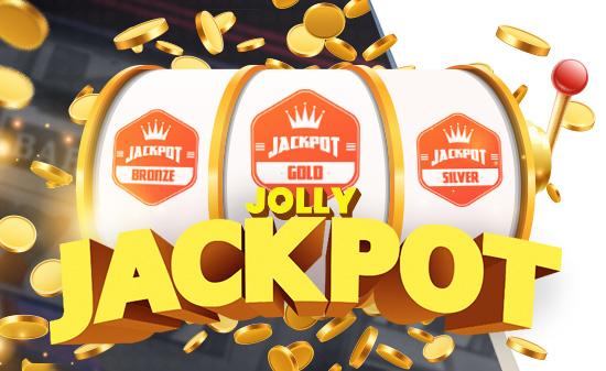 Castiga Jolly Jackpot jucand sloturile de la NetBet