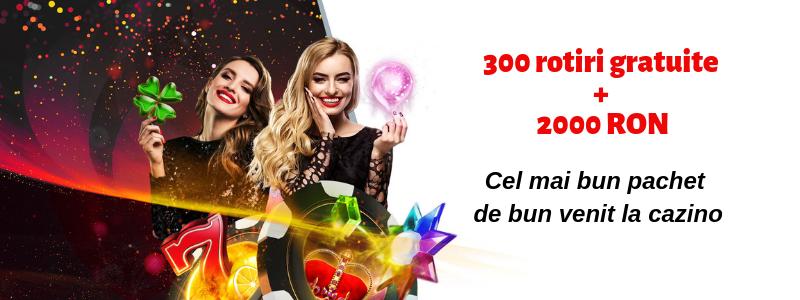 2000 RON + 300 runde gratuite la NetBet – Cel mai bun pachet de bun venit din Romania