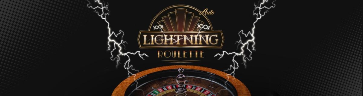 Pot de 20.000 RON cu noua Auto Lightning Roulette de la Unibet