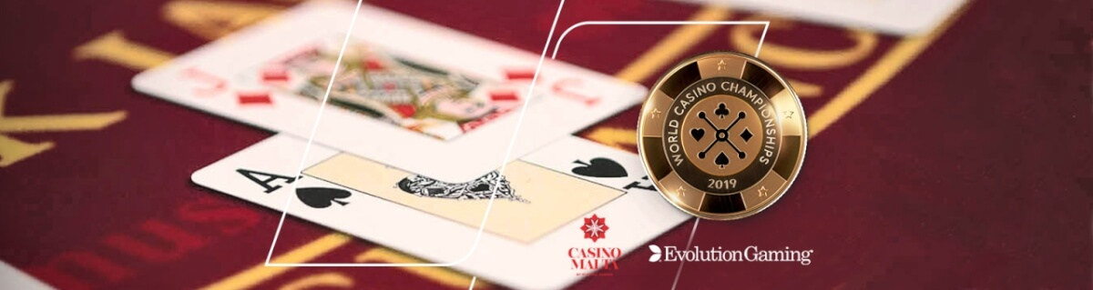 Castiga un pachet de Blackjack la Campionatul Mondial de Casino – Unibet