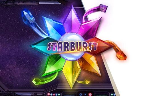 Runde gratuite la Starburst zilnic de la NetBet