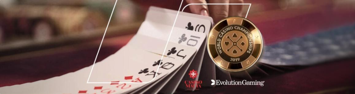 Turneu exclusiv de blackjack – Castiga un loc la WCC