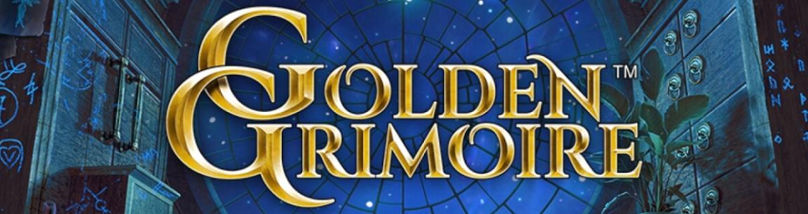 5000 rotiri gratuite la Golden Grimoire in fiecare vineri – Unibet