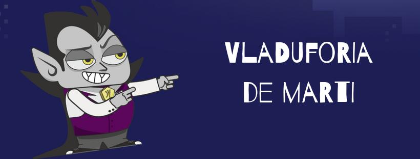 VladUforia de Marti – Super promotii