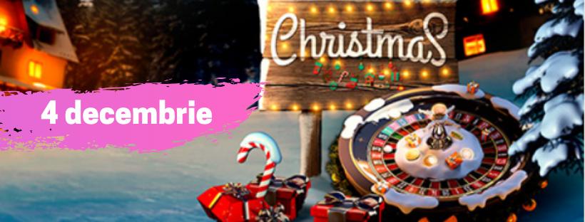 4 decembrie – Surprize zilnice la cazinourile tale preferate