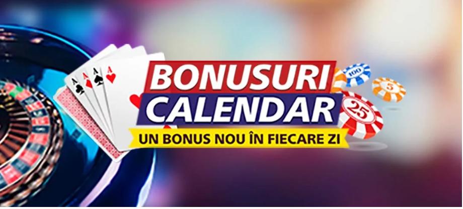 Calendarul Bonusurilor zilnice de la SportingBet