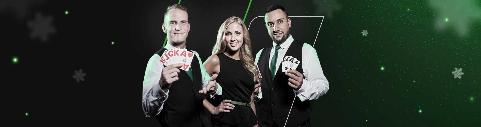 Turneu live casino final – Pot de 250.000 RON la Unibet